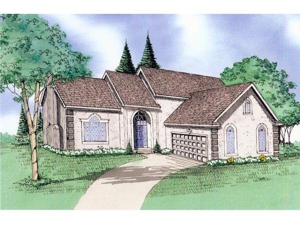 San carlos sunbelt home plan 086d 0020 house plans and more for Sunbelt house plans