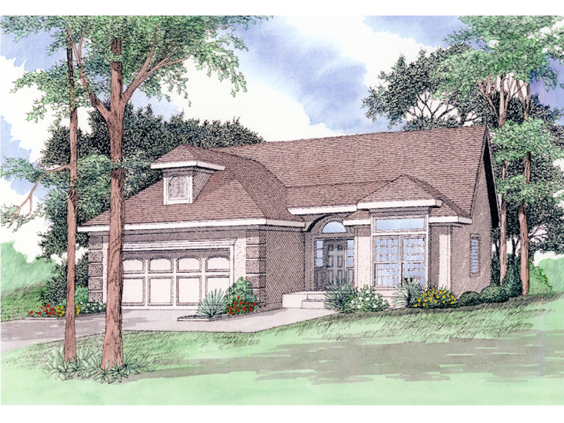 Takara Florida Ranch Home Plan 086d 0051 House Plans And