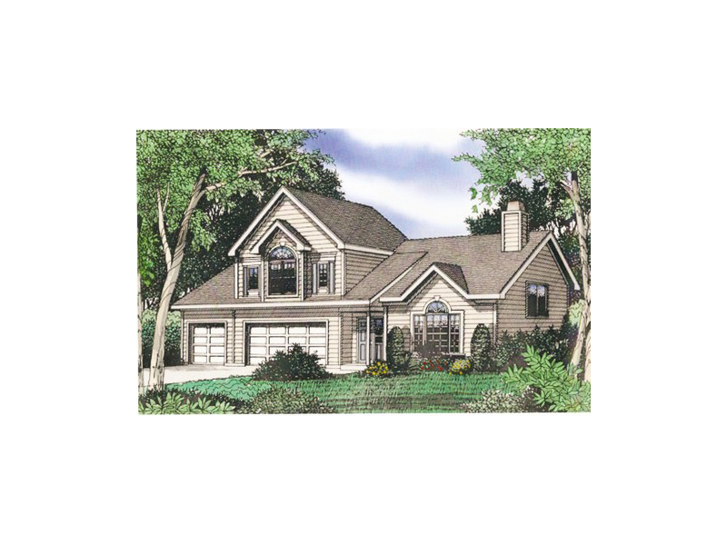 Carver Hill Modern Country Home Plan 086d 0070 House