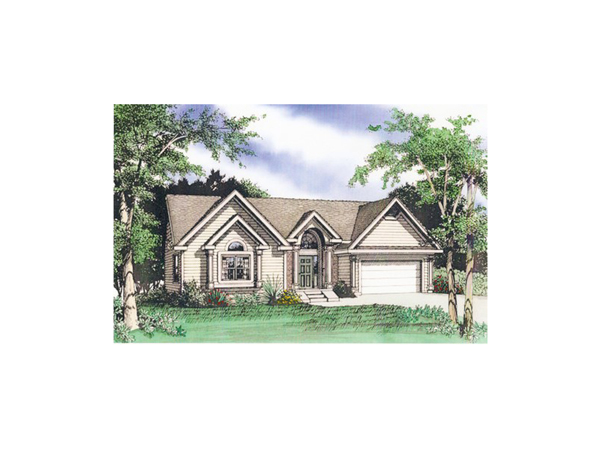 086D-0103-front-main-6 Ranch House Plan Shallow Lot on open floor plans house plans, narrow lakefront house plans, narrow waterfront home plans, drive under garage house plans, side-entry house plans, island house plans, panoramic view house plans, french quarter style house plans, georgian plantation style house plans, weird house plans, narrow coastal home plans, small house plans, narrow houses floor plans, cottage style house plans, 24x24 house plans, best one story house plans, small narrow lot home plans, narrow depth house plans, craftsman narrow house plans, coastal living house plans,