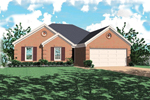Traditional Brick Ranch With Traditional Feel