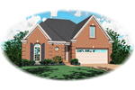 Southern House Plan Front of Home - 087D-0153 | House Plans and More