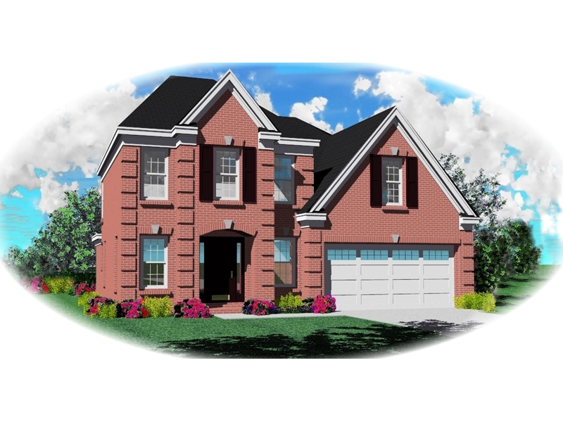Traditional Home Has A Stately, Impressive Quality
