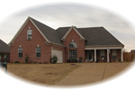 Traditional Home Features Columned Front Porch