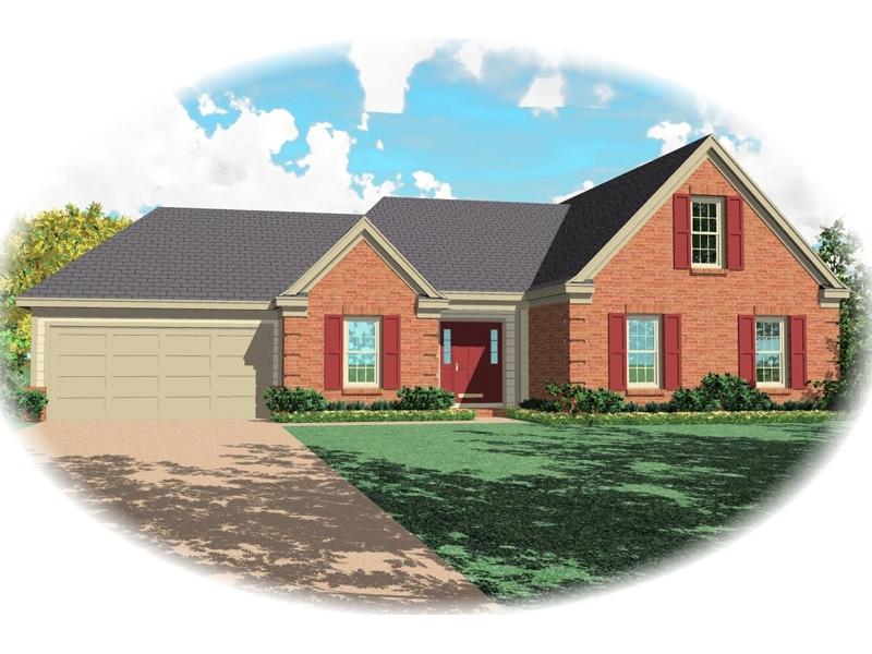 Traditional Home Designed For Any Neighborhood