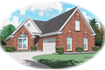 Classic Traditional Design Boasts Arched Windows