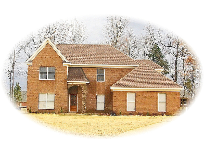 Traditional House Plan Front of Home - 087D-0514 | House Plans and More
