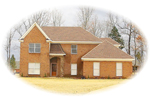 European House Plan Front of Home - 087D-0514 | House Plans and More