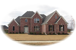 European House Plan Front of Home - 087D-0619 | House Plans and More