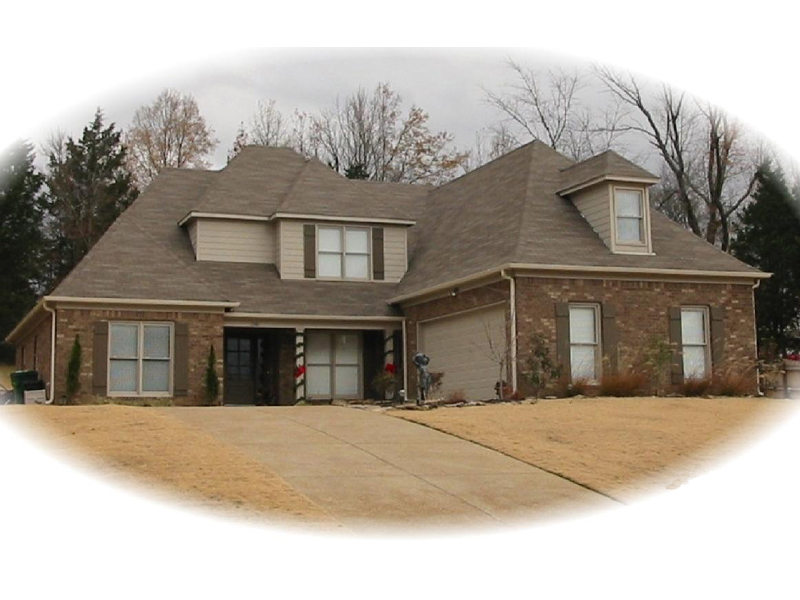 European House Plan Front of Home - 087D-0650 | House Plans and More
