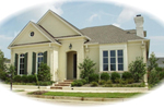 Traditional House Plan Front of Home - 087D-0654 | House Plans and More