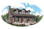 Tudor Style Dormers Enhance This English Cottage Home