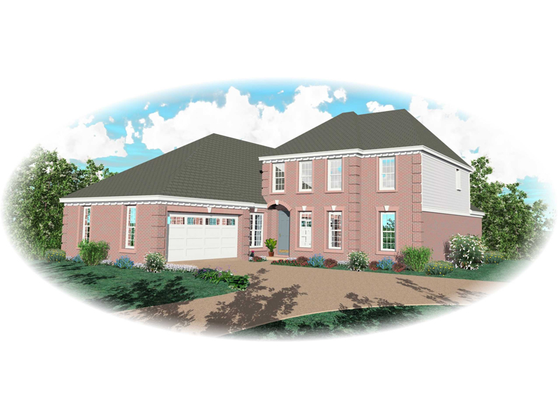 Nottingham southern luxury home plan 087d 0737 house for Southern luxury house plans