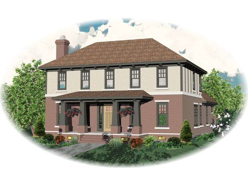 Favorable Craftsman Design Has Southern Charm