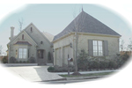 Southern House Plan Front of Home - 087D-0801 | House Plans and More