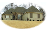 Southern House Plan Front of Home - 087D-0885 | House Plans and More