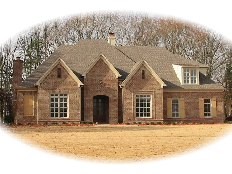 Country House Plan Front of Home - 087D-0892 | House Plans and More