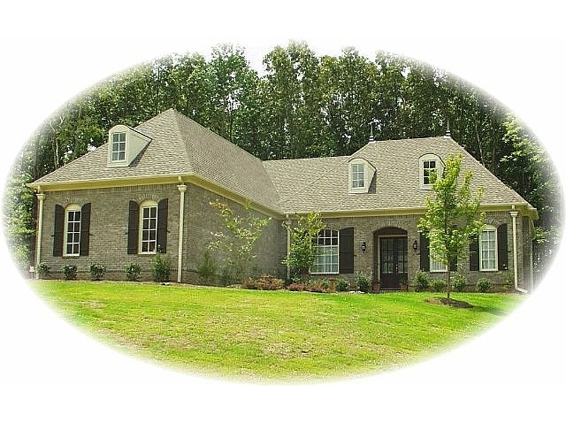 European House Plan Front of Home - 087D-0903 | House Plans and More