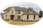 Traditional House Plan Front of Home - 087D-1335 | House Plans and More