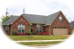 Traditional Ranch Has Beautiful Brick Exterior