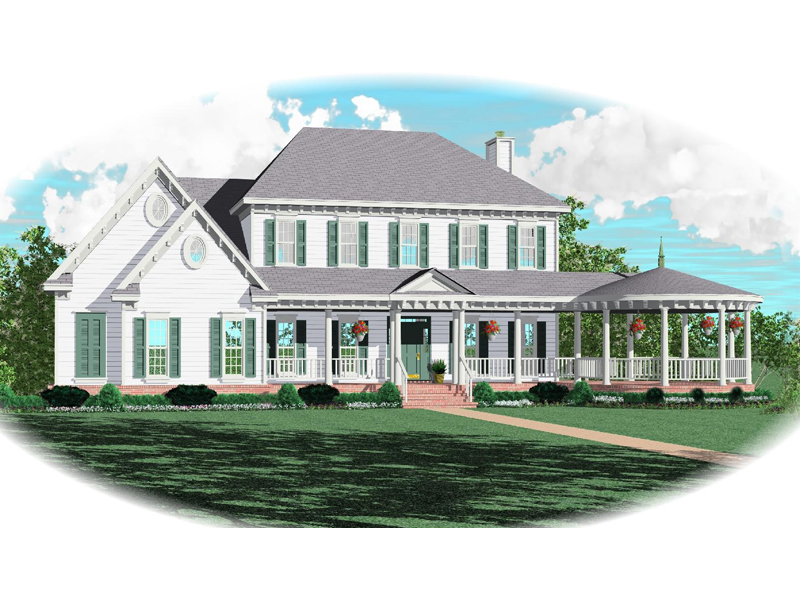 Arvilla Victorian Farmhouse Plan 087d 1407 House Plans