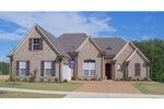 Southern House Plan Front of Home - 087D-1552 | House Plans and More