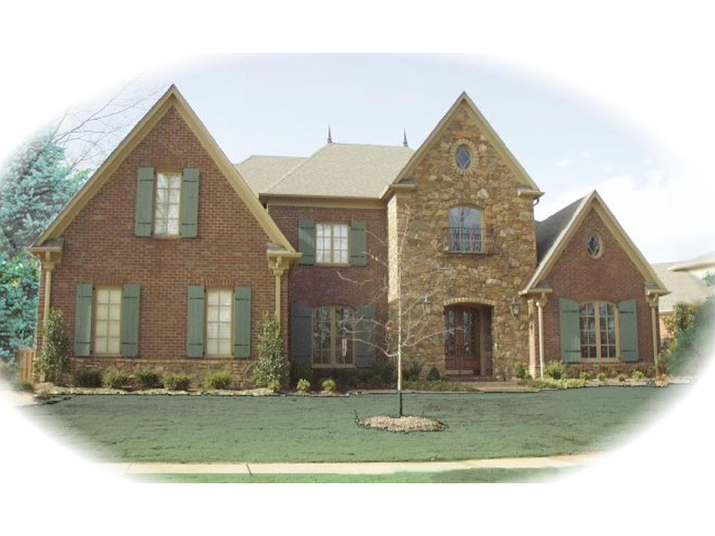 Country House Plan Front of Home - 087S-0079 | House Plans and More