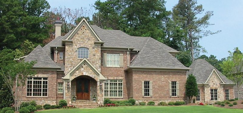 Country House Plan Front Photo 01 - 087S-0116 | House Plans and More