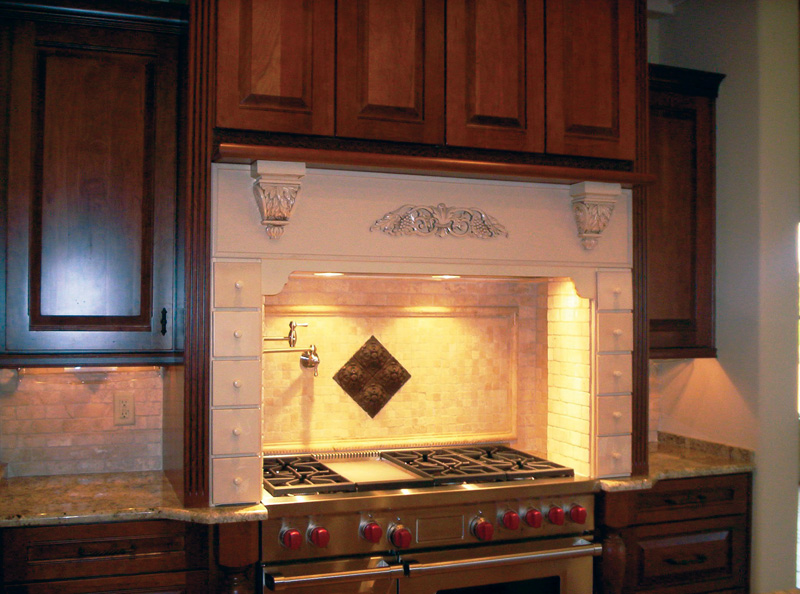 Traditional House Plan Kitchen Photo 087S-0116