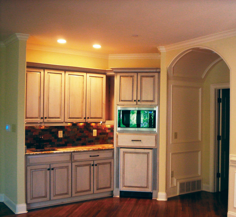Traditional House Plan Kitchen Photo 03 087S-0116