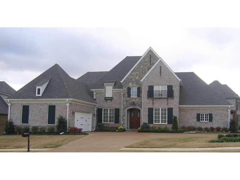 Southern House Plan Front of Home - 087S-0226 | House Plans and More