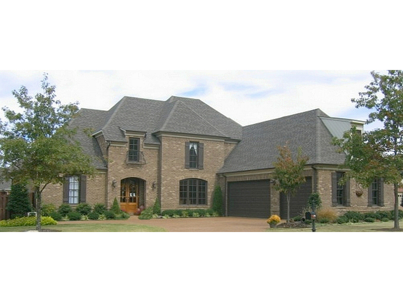 Southern House Plan Front of Home - 087S-0247 | House Plans and More