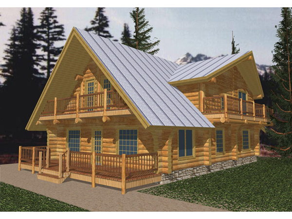 Corwood rustic lake home plan 088d 0031 house plans and more for Rustic lake house plans