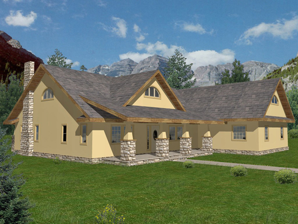 Insulated Concrete Foam ICF Home Plans House Plans and More