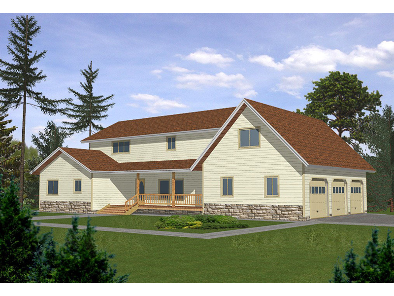 Davidson manor luxury home plan 088d 0198 house plans for Manor farm house plan