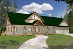 Country Style Home Offers Rustic Style With Curb Appeal