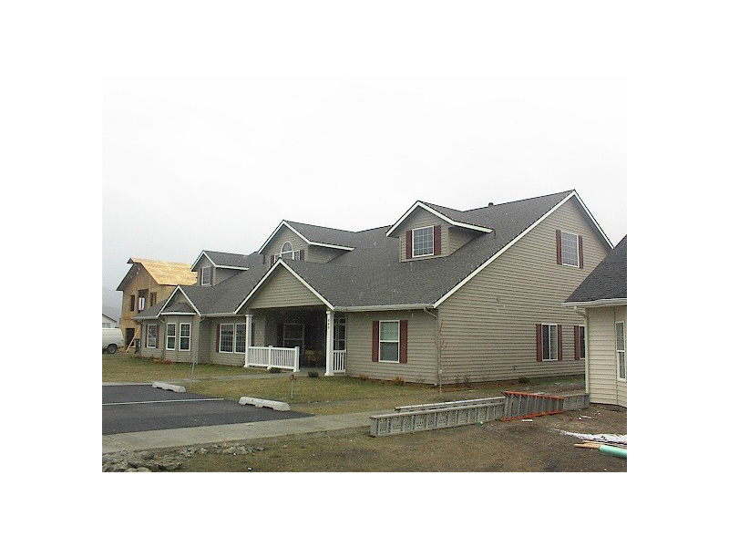 Country House Plan Front of Home 088D-0286