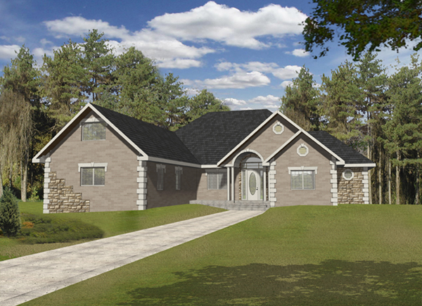 Insulated Concrete Foam (ICF) Home Plans | House Plans and More