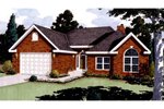 Traditional Brick Ranch Has Great Popular Appeal