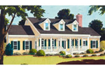 Charming And Bright Cape Cod/New england Design