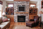 Traditional House Plan Family Room Photo 01 - 091D-0017 | House Plans and More