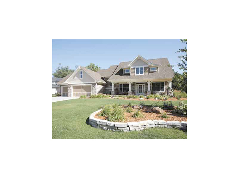 Arts and Crafts House Plan Front Photo 01 091D-0017