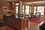 Traditional House Plan Kitchen Photo 02 - 091D-0017 | House Plans and More