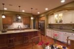 Acadian House Plan Kitchen Photo 01 - 091D-0021 | House Plans and More