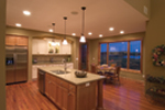 Traditional House Plan Kitchen Photo 02 - 091D-0021 | House Plans and More