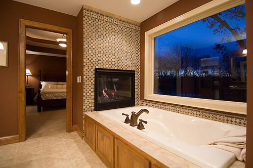 Luxury House Plan Bathroom Photo 02 091D-0027