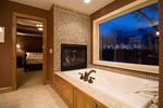 Colonial Floor Plan Bathroom Photo 02 - 091D-0027 | House Plans and More