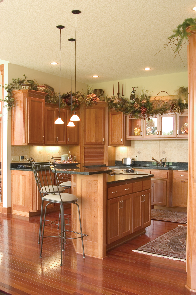 Ranch House Plan Kitchen Photo 02 091D-0028