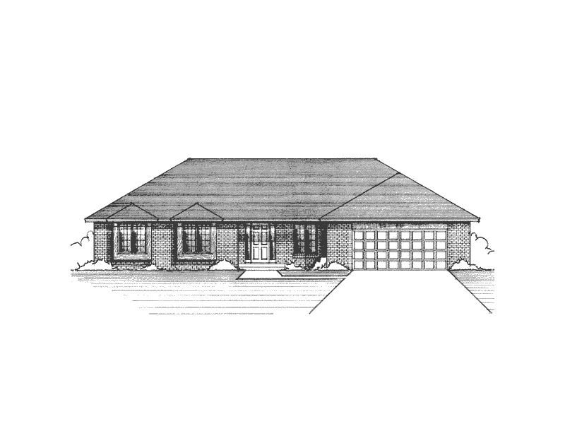 Sleek Contemporary Home Has Traditional Ranch Design