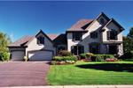 Elegant European Features Grace This Home